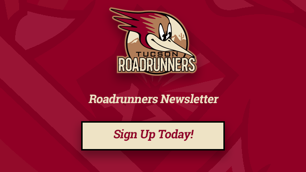 The Official Website of the Tucson Roadrunners: Home
