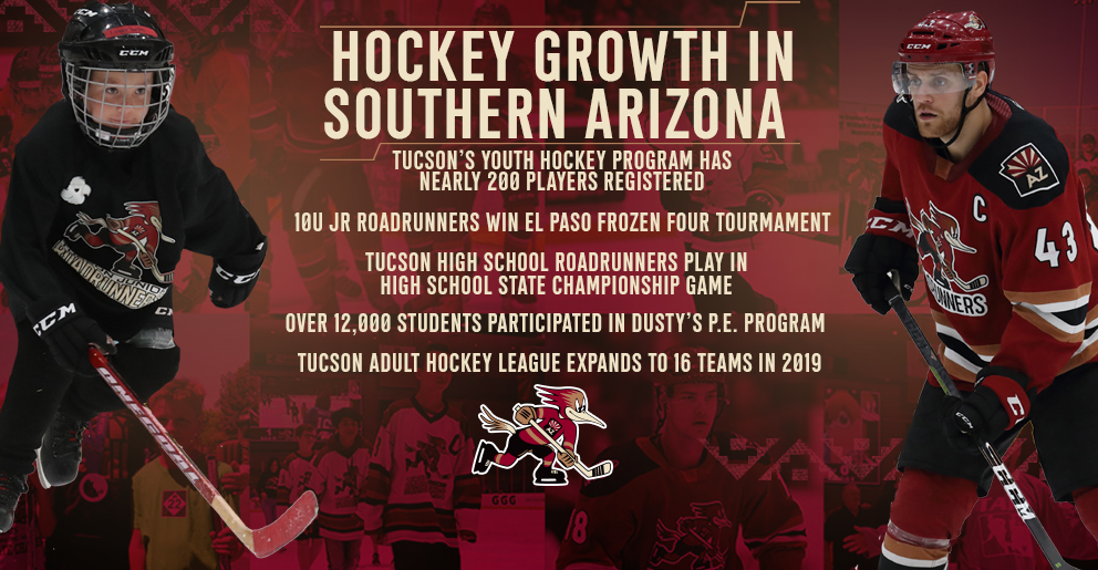 e321702a34e The Official Website of the Tucson Roadrunners: What's Up