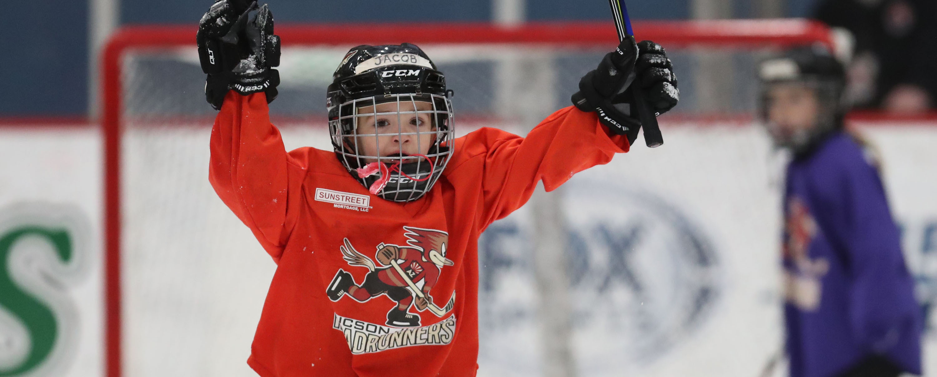 Ahl Presence In Tucson Takes Youth Hockey To New Heights