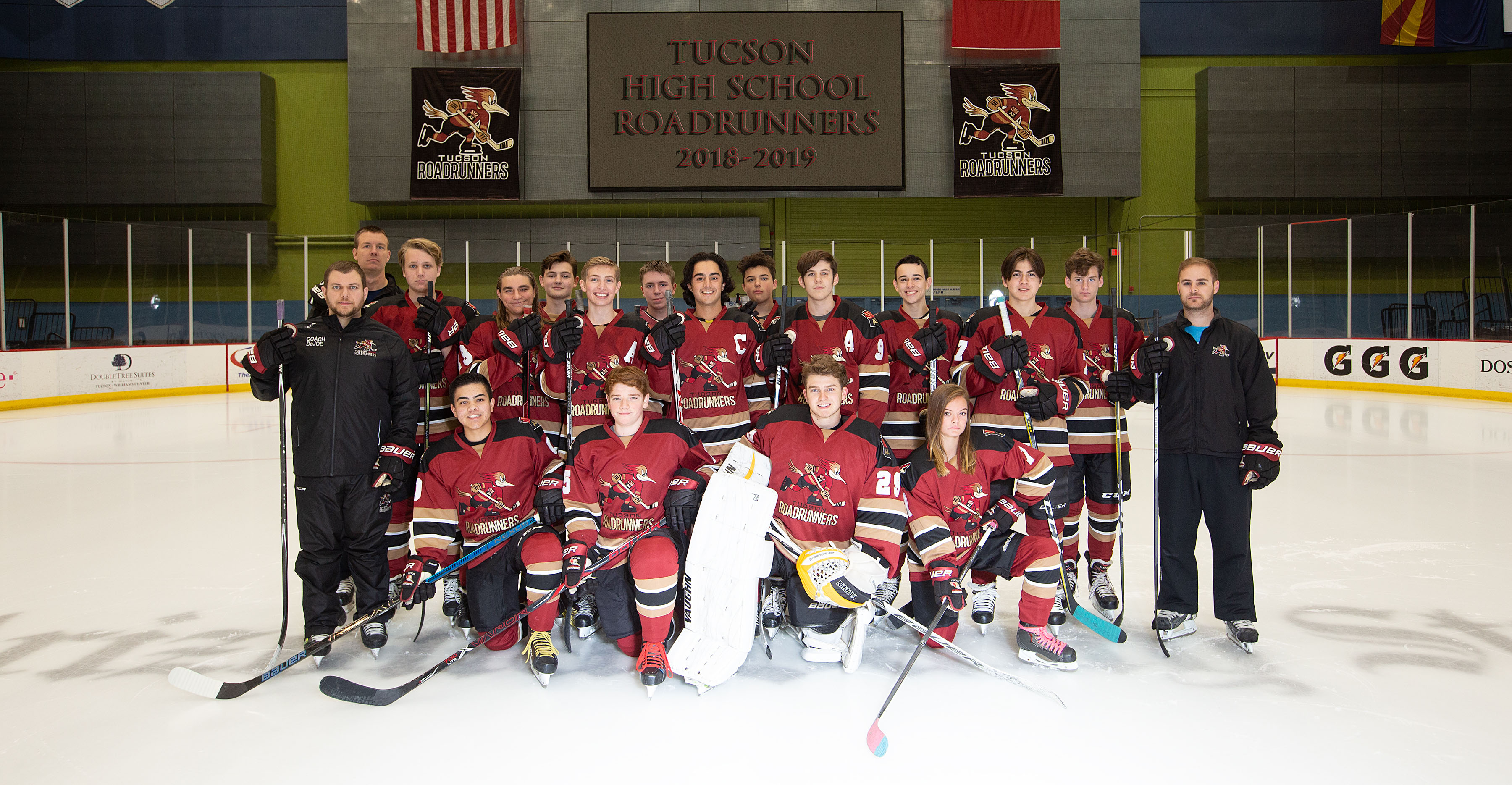The Official Website Of The Tucson Roadrunners Hockey News