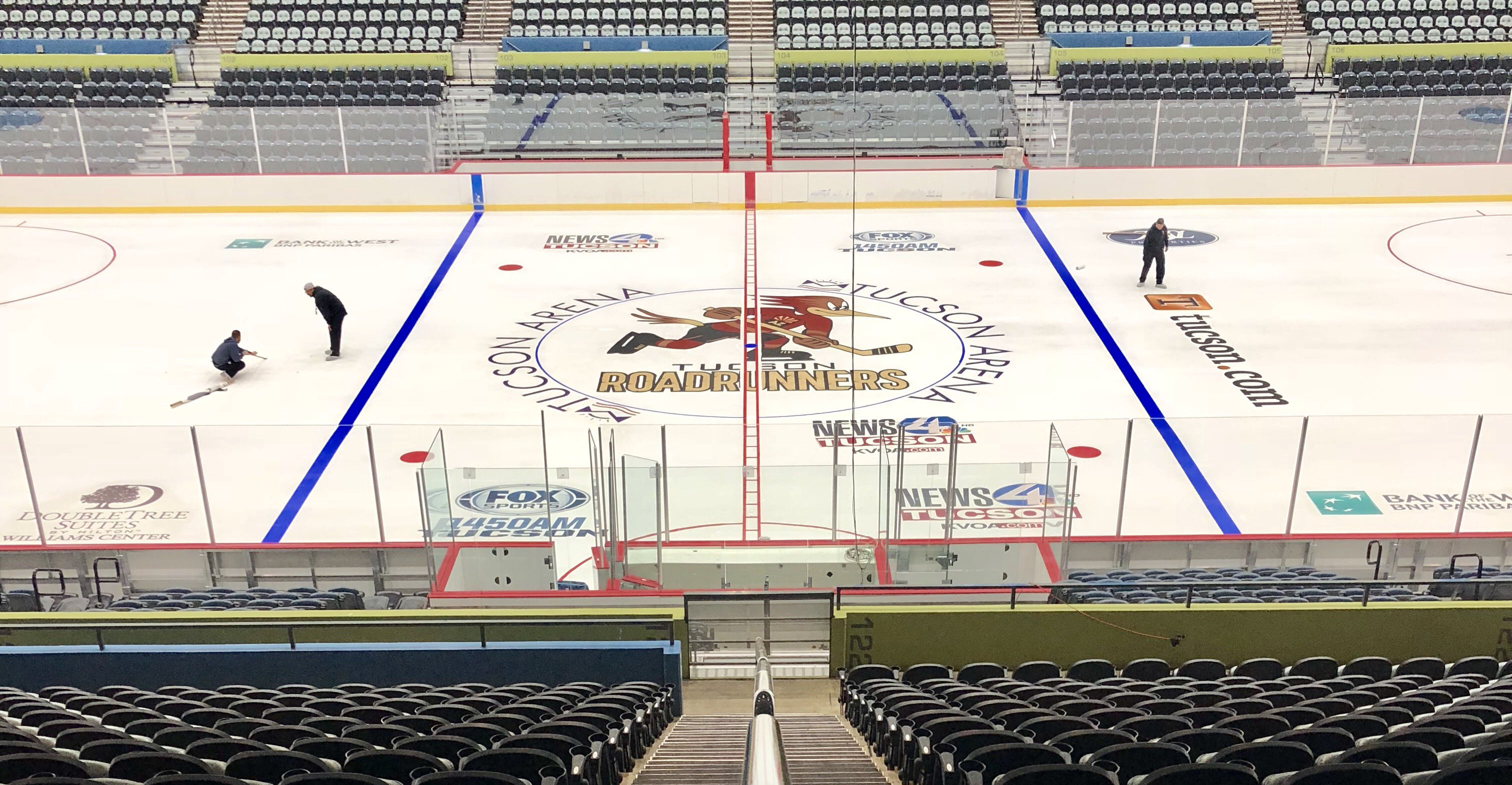 Stupendous The Official Website Of The Tucson Roadrunners News Stats Download Free Architecture Designs Fluibritishbridgeorg