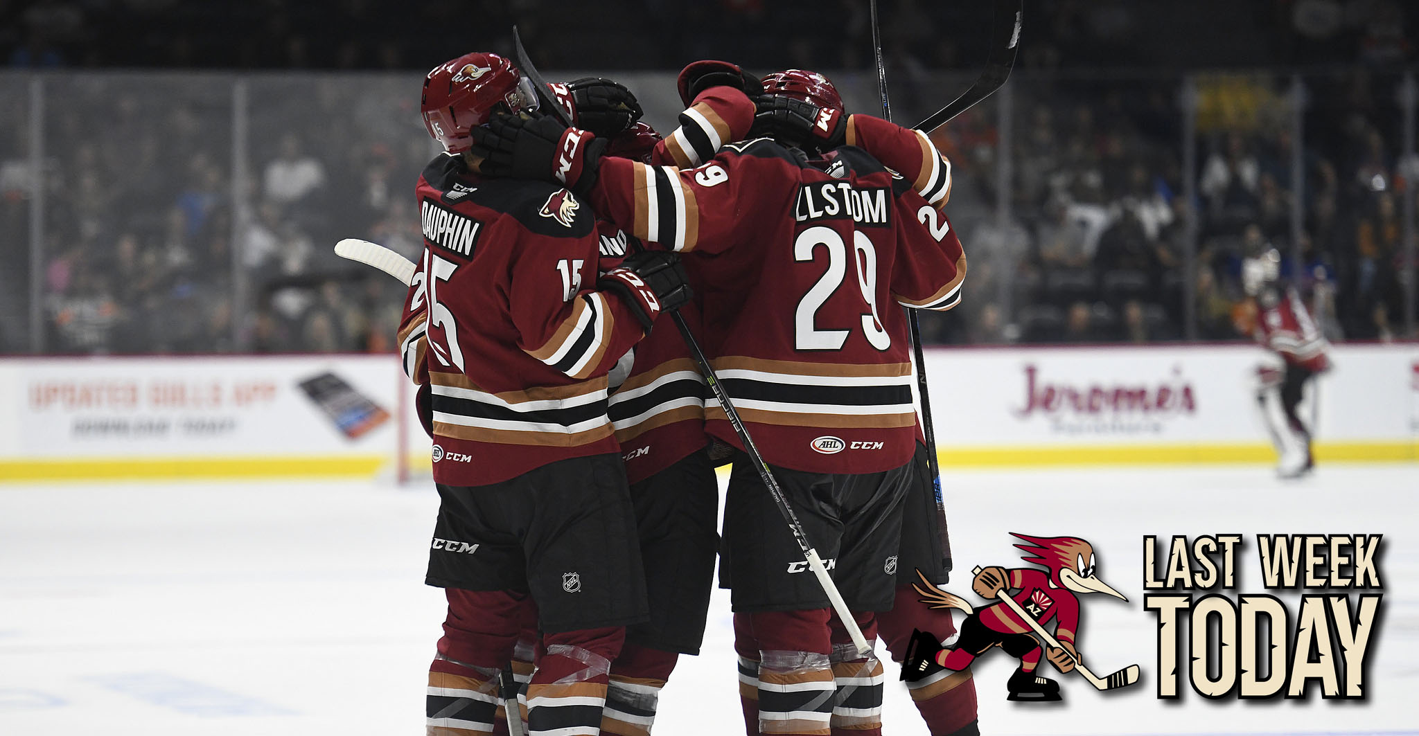a234c6edbf7 The Official Website of the Tucson Roadrunners  What s Up