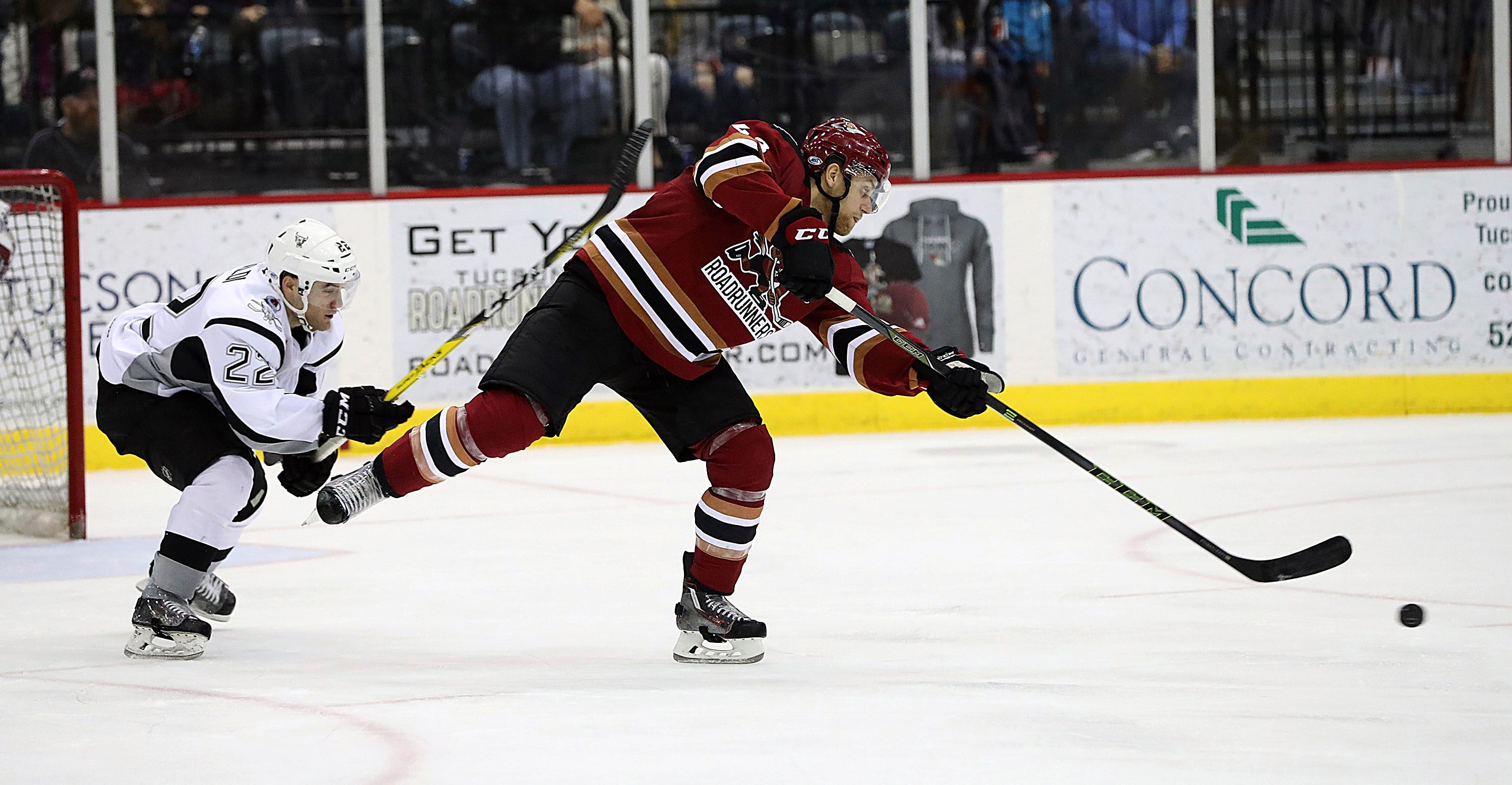 The Official Website Of The Tucson Roadrunners News Stats